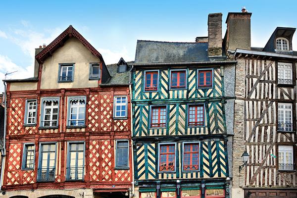Weekend découverte à Rennes