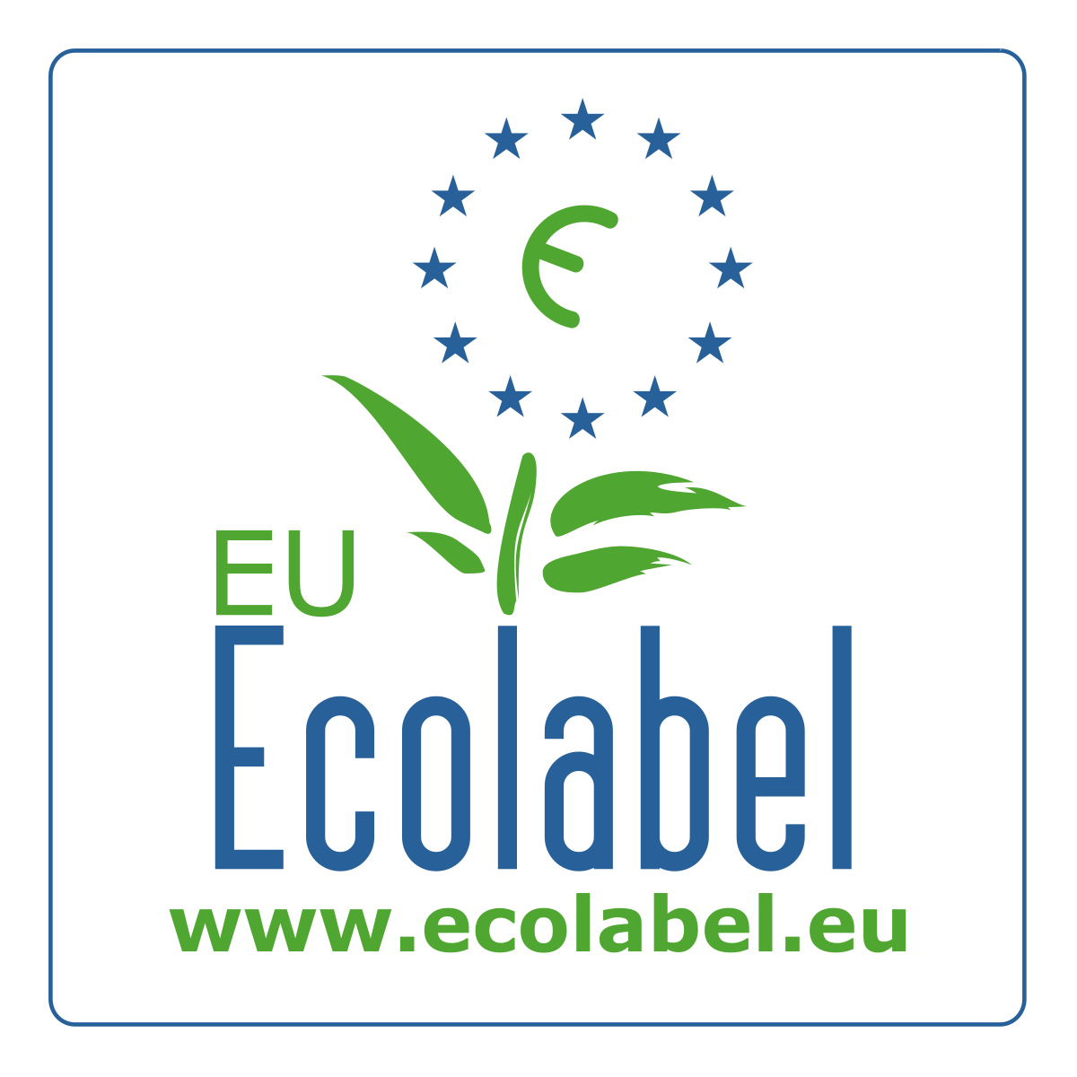 Logo Ecolabel EU