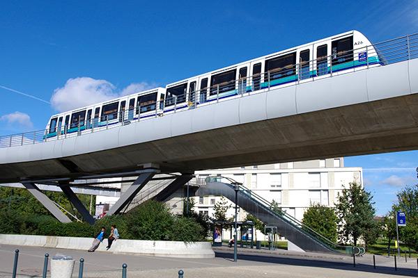 métro Rennes - hôtel des Lices