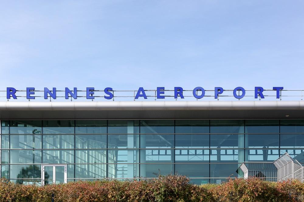 aeroport rennes hotel lices