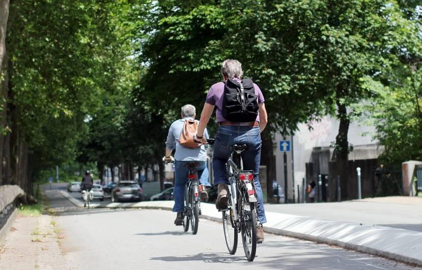 aménagements vélo rennes lices