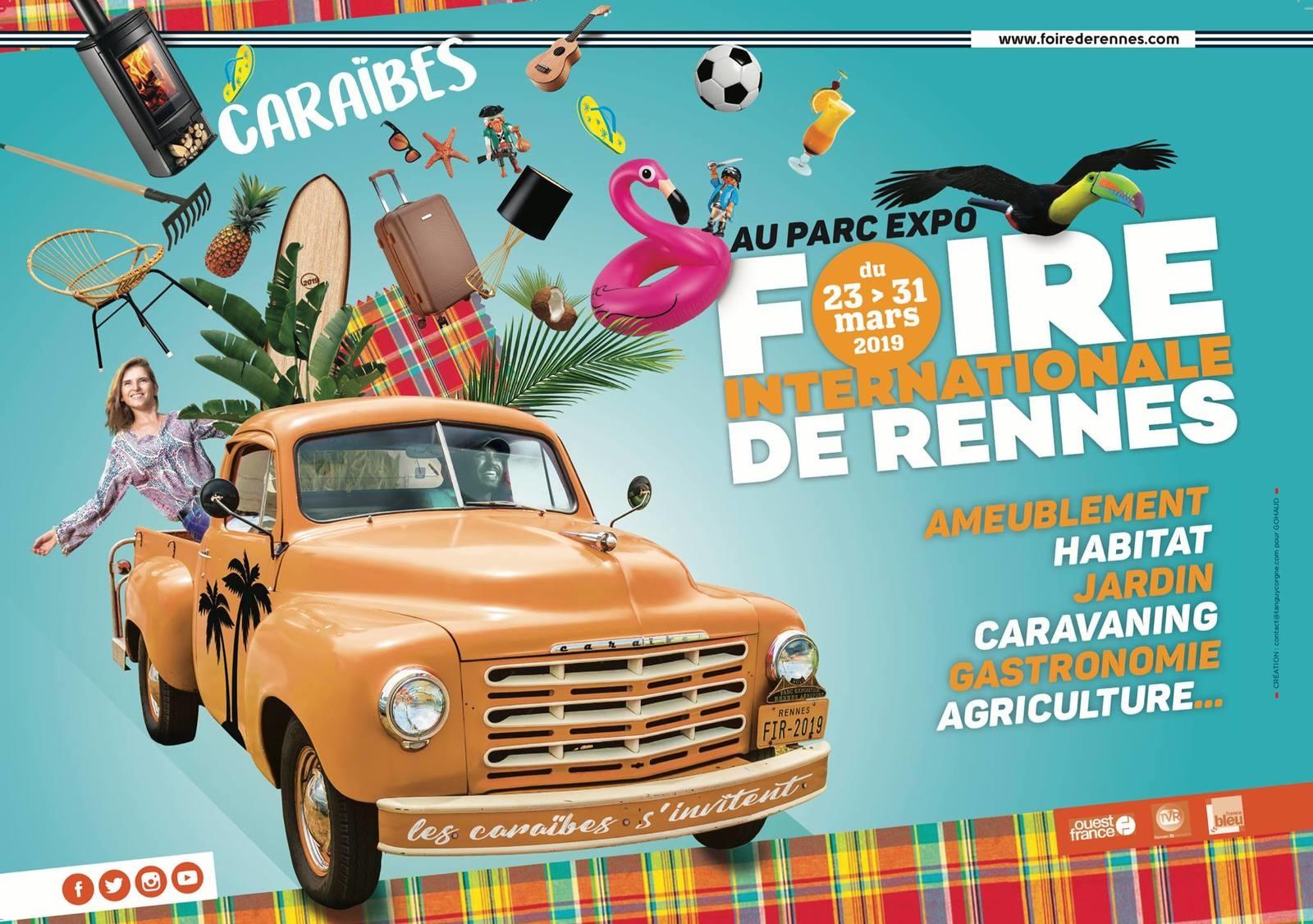Foire Internationale de Rennes 2019