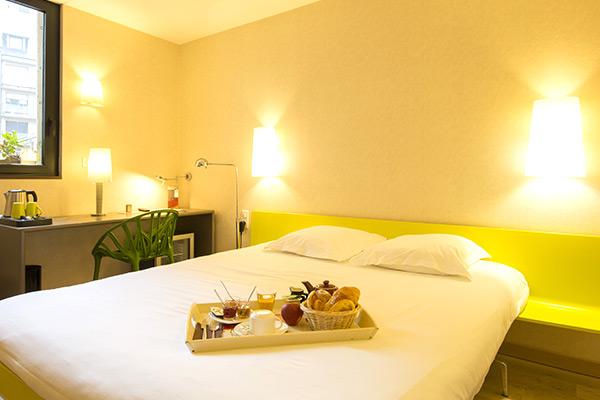 Les offres de notre hôtel pour une fin de semaine à Rennes