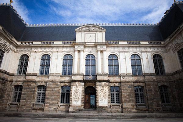 Le Parlement de Bretagne