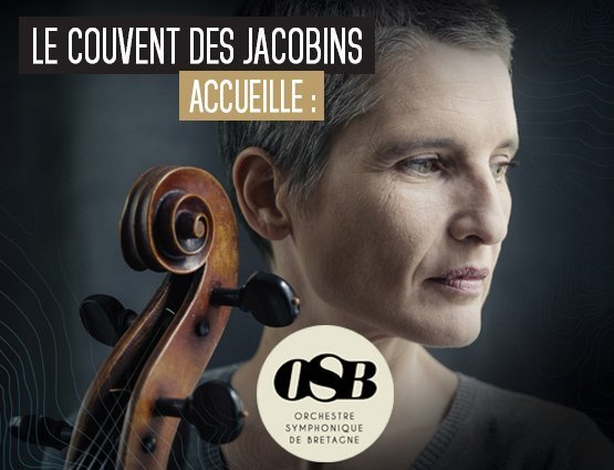 Anne Gastinel et les solistes de l'Osb