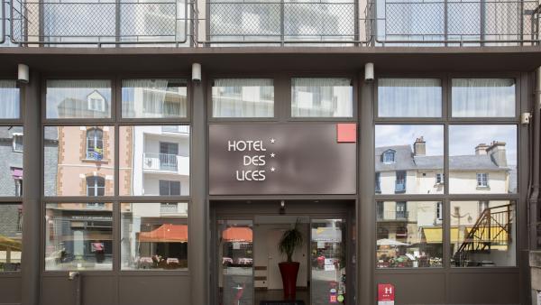 Entrée - Hôtel des Lices