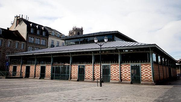 Les Halles Martenot