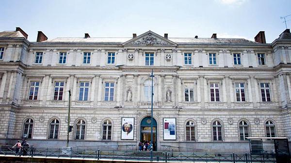 El Museo de Bellas Artes de Rennes