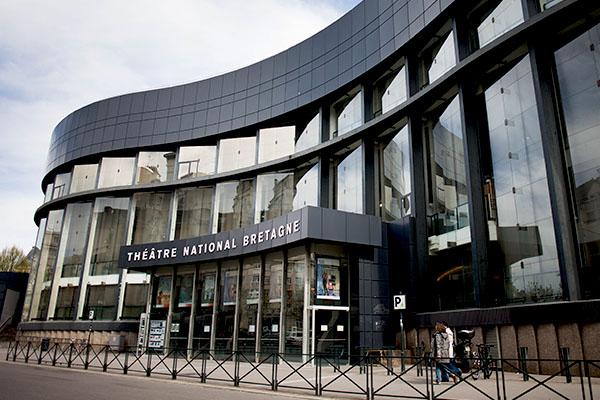 Teatro Nacional de Bretaña en Rennes