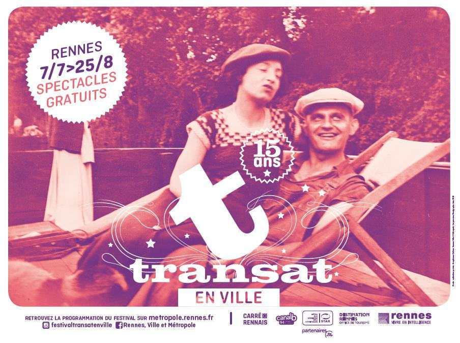 Logo Festival Transat en Ville